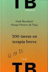 200 tareas en terapia breve - Mark Beyebach - Herder