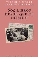 600 libros hasta que te conocí - Virginia Woolf - JUS