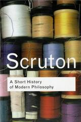 A Short History of Modern Philosophy - Roger Scruton - Otras editoriales