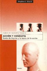 Acción y conducta  - Stephen Brock - Herder