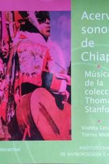 Acervo sonoro de Chiapas -  AA.VV. - Inah
