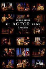 El actor pide - Jorge Eines - Editorial Gedisa