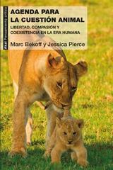 Agenda para la cuestión animal -  AA.VV. - Akal