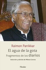 El agua de la gota - Raimon Panikkar - Herder