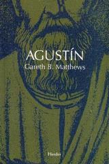 Agustín  - Gareth B. Matthews - Herder