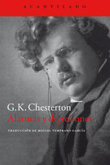 Alarmas y digresiones - G. K. Chesterton - Acantilado