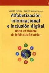 Alfabetización informacional e inclusión digital - Aurora Cuevas - Trea