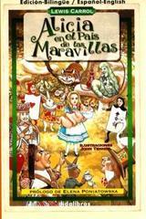Alicia en el país de las maravillas. Español - inglés - Lewis Carroll - Didalibros