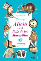 Alicia en el país de las maravillas - Lewis Carroll - Axial Ediciones