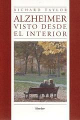 Alzheimer visto desde el interior - Richard Taylor - Herder México