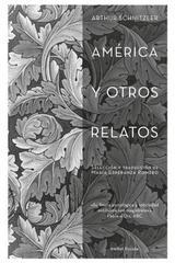América - Arthur Schnitzler - Marbot Ediciones