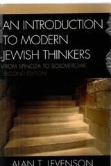 An Introduction to Modern Jewish Thinkers - Alan T. Levenson - Otras editoriales