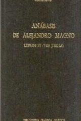 Anábasis de Alejandro Magno (50) - Lucio Flavio Arriano - Gredos