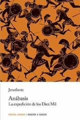 Anábasis -  Jentofonte - Editorial Juventud