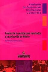 Análisis de la gestión para resultados y su aplicación en México -  AA.VV. - Ibero