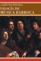 Antología de la música barroca - John Walter Hill - Akal