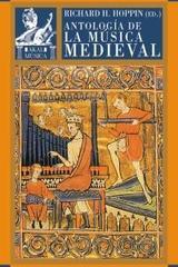 Antología de la música medieval - Richard H. Hoppin - Akal