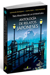 Antología de relatos japoneses. Tres maestros de la literatura -  AA.VV. - Quaterni
