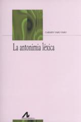 La antominia léxica - Carmen Varo Varo - Arco