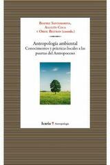 Antropología ambiental -  AA.VV. - Icaria