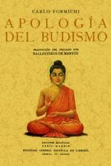 Apología del budismo - Carlo Formichi - Maxtor
