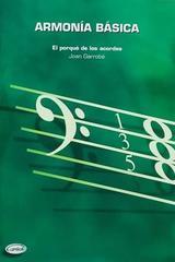 Armonía Básica.  - Joan Gar -  AA.VV. - Otras editoriales