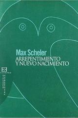 Arrepentimiento Y Nuevo Nacimiento - Max Scheler - Booktrade