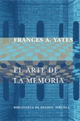 El Arte de la memoria - Frances A. Yates - Siruela