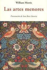 Las artes menores - William Morris - Olañeta