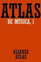 Atlas de música I - Michels Ulrich - Alianza editorial
