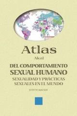 Atlas del comportamiento sexual humano - Judith Mackay - Akal