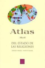 Atlas del estado de las religiones -  AA.VV. - Akal