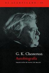 Autobiografia - G. K. Chesterton - Acantilado