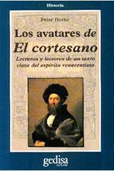 Los avatares de El cortesano - Peter Burke - Editorial Gedisa