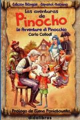 Las aventuras de pinocho. Español - italiano - Carlo Collodi - Didalibros