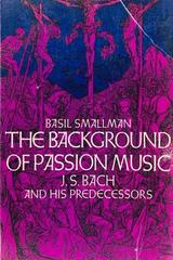 Background of passion music - Basil Smallman -  AA.VV. - Otras editoriales