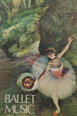 Ballet music -  AA.VV. - Otras editoriales