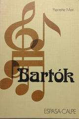 Bartok -  AA.VV. - Otras editoriales