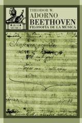 Beethoven - Theodor W. Adorno - Akal