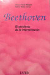 Beethoven -  AA.VV. - Otras editoriales