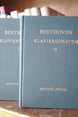 Beethoven Klaviersonaten (2 tomos) - Beethoven -  AA.VV. - Otras editoriales