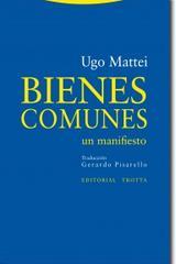 Bienes comunes - Ugo Mattei - Trotta