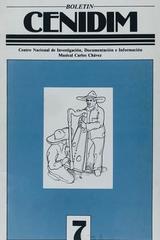 Boletín CENIDIM -  AA.VV. - Otras editoriales