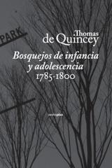 Bosquejos de infancia y adolescencia 1785-1800 - Thomas de Quincey - Sexto piso