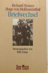 Briefwechsel. Richard Strauss / Hugo von Hormannsthal -  AA.VV. - Otras editoriales