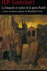 La búsqueda en sueños de Kadath la Desconocida - H.P. Lovecraft - Valdemar