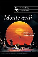 The Cambridge Companion to Monteverdi - John Whenham - Cambridge University Press