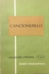 Cancionerillo -  AA.VV. - Otras editoriales