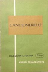 Cancionerillo -  AA.VV. - Otras editoriales