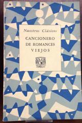 Cancionero de romances viejos - Margit Frenk Alatorre - UNAM